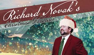 Christmas Favorites with Richard Novak Downtown New Braunfelw